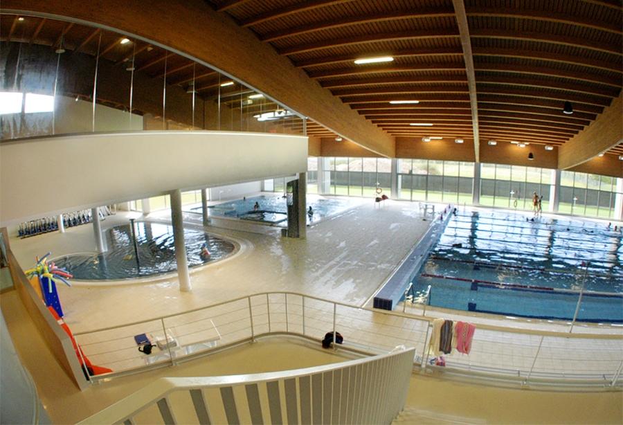 Carlo cossio piscine centri wellness e trattamento acque a - Piscina san vito al tagliamento ...